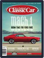 NZ Classic Car (Digital) Subscription August 1st, 2019 Issue