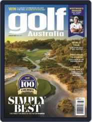Golf Australia (Digital) Subscription January 1st, 2020 Issue