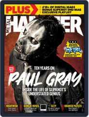 Metal Hammer UK (Digital) Subscription July 1st, 2020 Issue