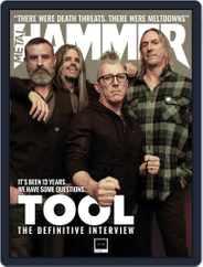 Metal Hammer UK (Digital) Subscription September 1st, 2019 Issue