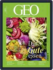 GEO (Digital) Subscription September 1st, 2019 Issue