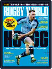 Rugby World (Digital) Subscription September 1st, 2019 Issue