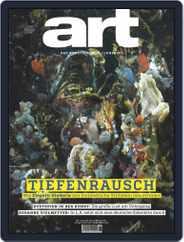 art Magazin (Digital) Subscription June 1st, 2020 Issue