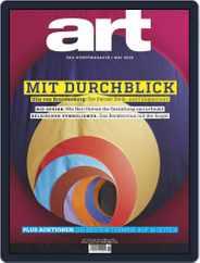 art Magazin (Digital) Subscription May 1st, 2020 Issue