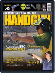 Australian & New Zealand Handgun Magazine (Digital) Subscription October 1st, 2016 Issue
