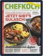 Chefkoch (Digital) Subscription November 1st, 2019 Issue