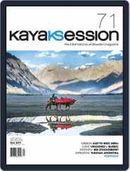 Kayak Session (Digital) Subscription December 1st, 2019 Issue