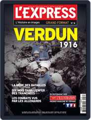 L'Express Grand Format (Digital) Subscription January 1st, 2016 Issue
