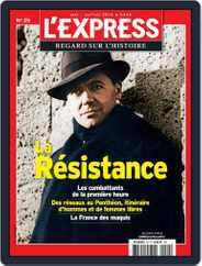 L'Express Grand Format (Digital) Subscription October 4th, 2015 Issue