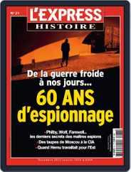 L'Express Grand Format (Digital) Subscription December 10th, 2013 Issue