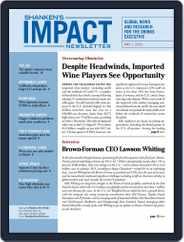 Shanken's Impact Newsletter (Digital) Subscription May 1st, 2020 Issue