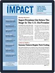 Shanken's Impact Newsletter (Digital) Subscription November 15th, 2019 Issue