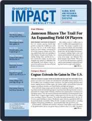 Shanken's Impact Newsletter (Digital) Subscription November 1st, 2019 Issue