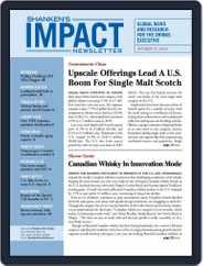 Shanken's Impact Newsletter (Digital) Subscription October 15th, 2019 Issue