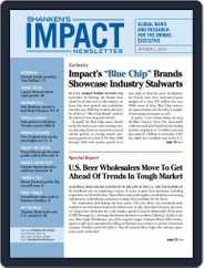 Shanken's Impact Newsletter (Digital) Subscription October 1st, 2019 Issue