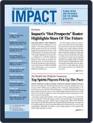 Shanken's Impact Newsletter (Digital) Subscription September 1st, 2019 Issue