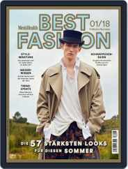 Men's Health Best Fashion (Digital) Subscription February 27th, 2018 Issue