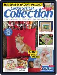 Cross Stitch Collection (Digital) Subscription April 29th, 2016 Issue