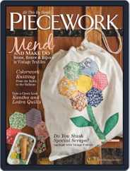 PieceWork (Digital) Subscription July 1st, 2020 Issue