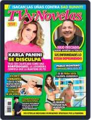 TV y Novelas México (Digital) Subscription July 13th, 2020 Issue