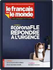 Le Français Dans Le Monde (Digital) Subscription July 1st, 2020 Issue