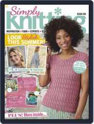 Simply Knitting (Digital) Subscription September 1st, 2020 Issue