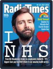 Radio Times (Digital) Subscription July 18th, 2020 Issue