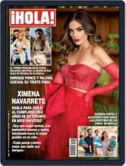 ¡Hola! Mexico (Digital) Subscription July 30th, 2020 Issue