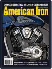 American Iron (Digital) Subscription October 12th, 2019 Issue