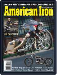American Iron (Digital) Subscription May 31st, 2019 Issue