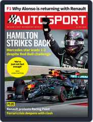 Autosport (Digital) Subscription July 16th, 2020 Issue