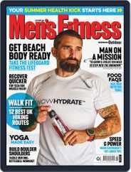 Men's Fitness UK (Digital) Subscription September 1st, 2020 Issue