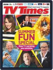 TV Times (Digital) Subscription August 1st, 2020 Issue