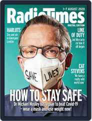 Radio Times (Digital) Subscription August 1st, 2020 Issue