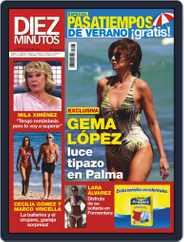 Diez Minutos (Digital) Subscription August 5th, 2020 Issue