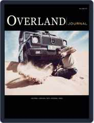 Overland Journal (Digital) Subscription August 6th, 2020 Issue