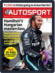 Autosport (Digital) Subscription July 23rd, 2020 Issue