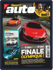 Sport Auto France (Digital) Subscription August 1st, 2020 Issue