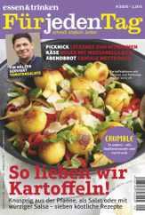 essen&trinken für jeden Tag (Digital) Subscription September 1st, 2020 Issue