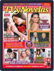 TV y Novelas México (Digital) Subscription August 3rd, 2020 Issue