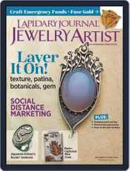 Lapidary Journal Jewelry Artist (Digital) Subscription September 1st, 2020 Issue