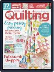 Love Patchwork & Quilting (Digital) Subscription August 1st, 2020 Issue
