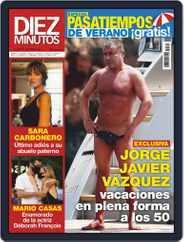 Diez Minutos (Digital) Subscription August 12th, 2020 Issue