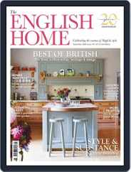 The English Home (Digital) Subscription September 1st, 2020 Issue
