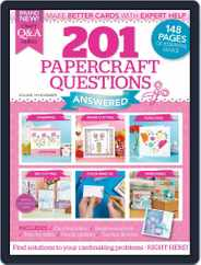 Cardmaking & Papercraft (Digital) Subscription July 1st, 2020 Issue
