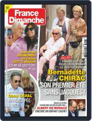 France Dimanche (Digital) Subscription August 7th, 2020 Issue