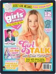 Girls' World (Digital) Subscription October 1st, 2020 Issue