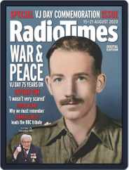 Radio Times (Digital) Subscription August 15th, 2020 Issue