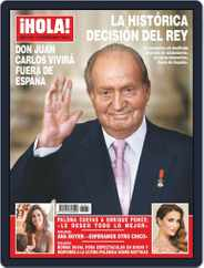 Hola (Digital) Subscription August 12th, 2020 Issue