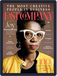 Fast Company Digital Magazine Subscription September 1st, 2020 Issue